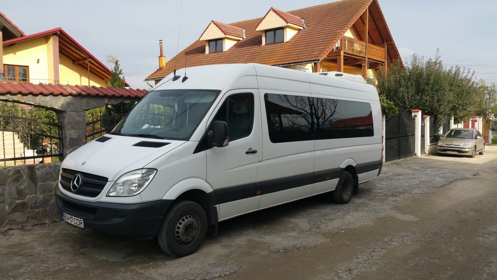 Transport brasov